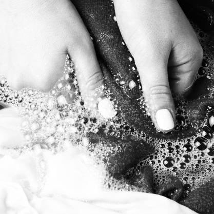 Lavado y cuidado de tejidos